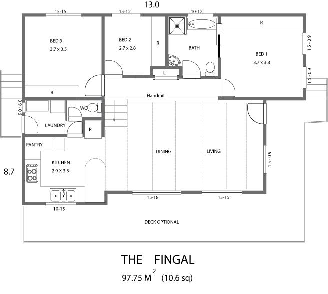 pin plan w21428dr three unit apartment house plan on pinterest
